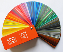 Miešanie farieb